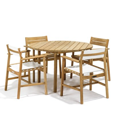 Djuro 5 Piece Dining Set
