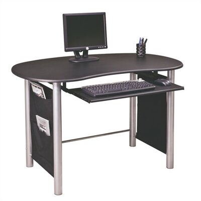 OSP Designs Computer Desk in Hi-Tech