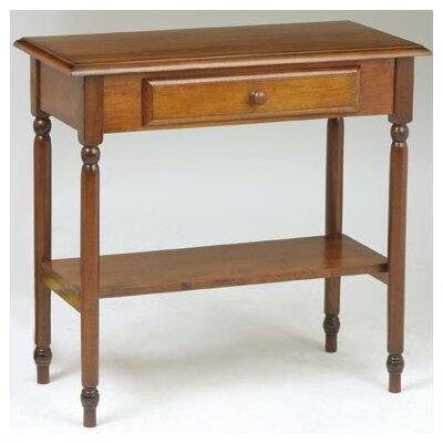 OSP Designs Knob Hill Foyer Console Table