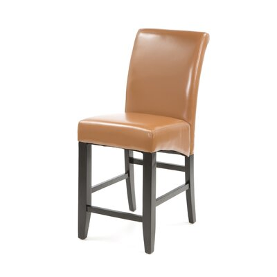 "<strong>OSP Designs</strong> Parsons 24"" Bar Stool with Cushion"