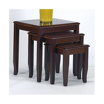 OSP Designs 3 Piece Nesting Tables