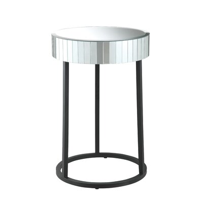 OSP Designs Krystal End Table
