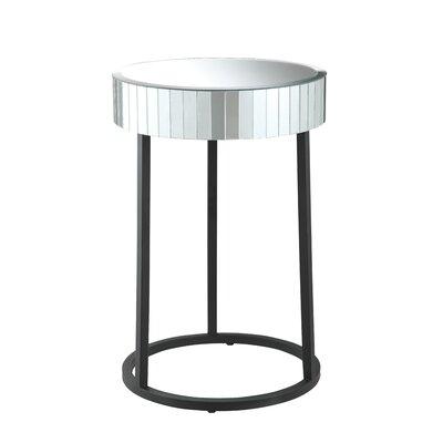 OSP Designs Krystal End Table