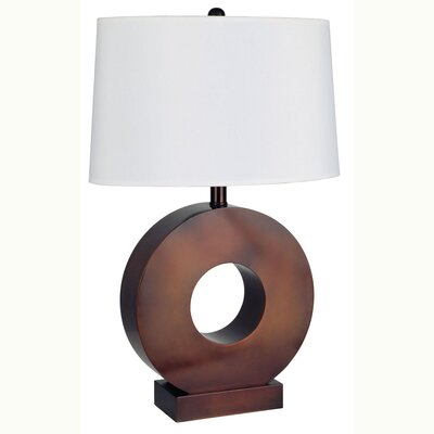 "ORE Furniture ""O"" Shaped Table Lamp"