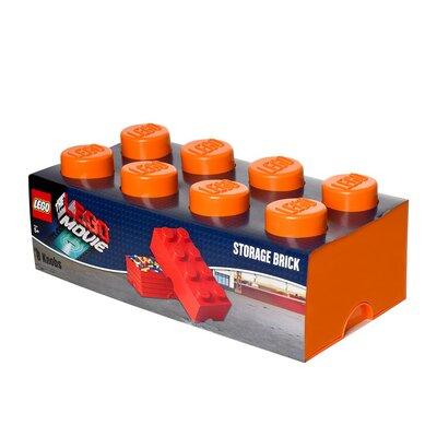 LEGO by Room Copenhagen Movie Storage Brick 8 Toy Box