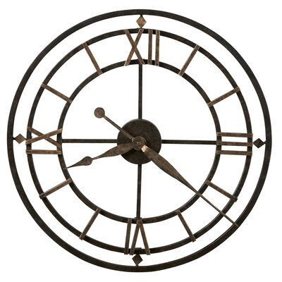 Howard Miller® York Station Wall Clock