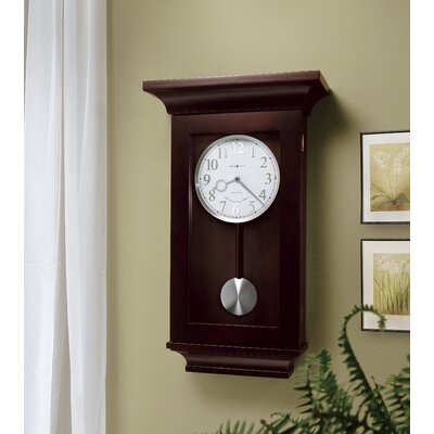 Howard Miller® Gerrit Chiming Quartz Wall Clock