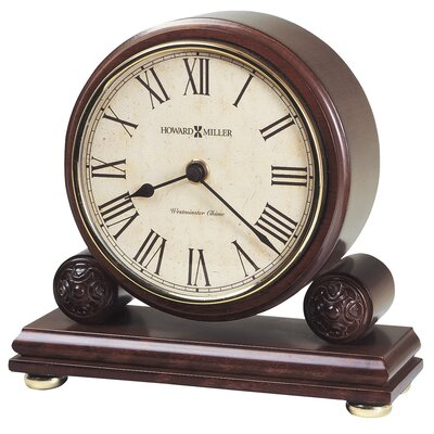 Redford Chiming Quartz Mantel Clock