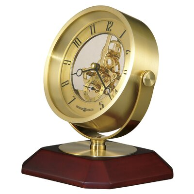 Howard Miller® Soloman Tabletop Clock