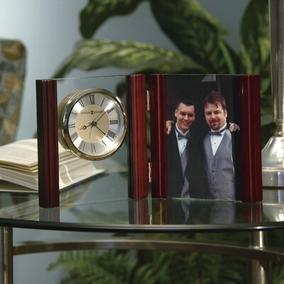 Alex Picture Frame Alarm Clock