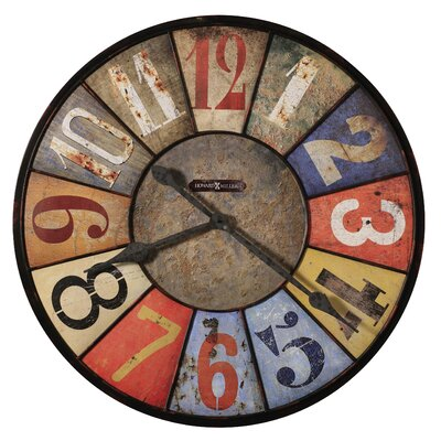 County Line Wall Clock