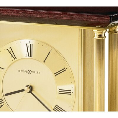 Howard Miller® Carlton Table Clock