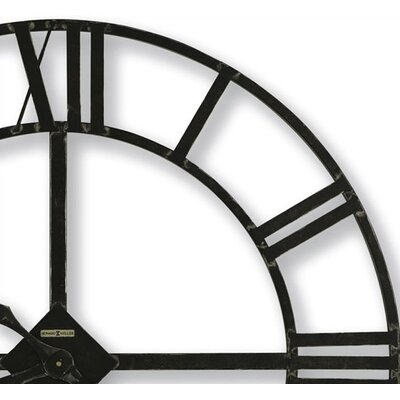 Howard Miller® Lacy Quartz Wall Clock