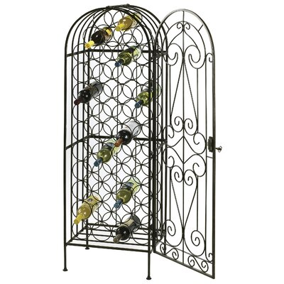 Howard Miller® Wine Arbor 45 Bottle Wine Rack