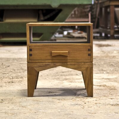 Aaron Poritz Furniture End Table