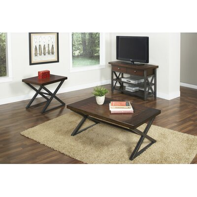 Crossing Coffee Table Set