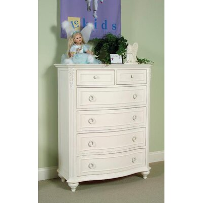 LC Kids Reflections 7-Drawer Chest
