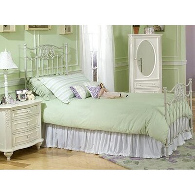 LC Kids Enchantment Wrought Iron Bedroom Collection