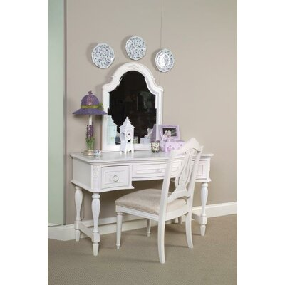 LC Kids Reflections Vanity Set with Mirror