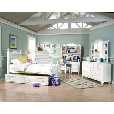 LC Kids Summer Breeze Low Panel Bedroom Collection
