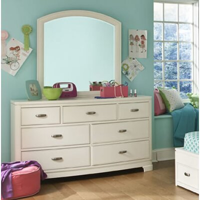 LC Kids Park City 7 Drawer Dresser