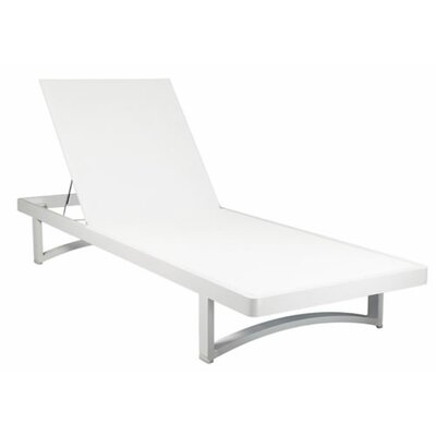 Madison Chaise Lounge with Cushion
