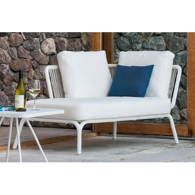 OASIQ Yland Chaise Lounge with Cushion