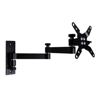 Dual Articulating Arm/Tilt Wall Mount for 13