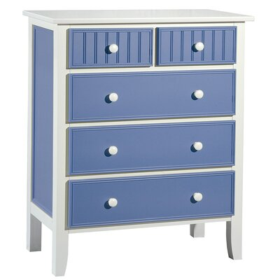 Papila Design 5 Drawer Chest
