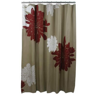 Blissliving Home Ashley Cotton Shower Curtain