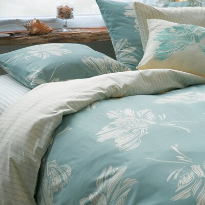 Blissliving Home Mallory Twin Duvet Set in Aqua