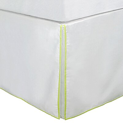 Blissliving Home Ayanna Bed Skirt in Citron