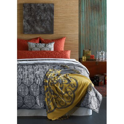 Blissliving Home Harmony Comforter Set in Storm Grey