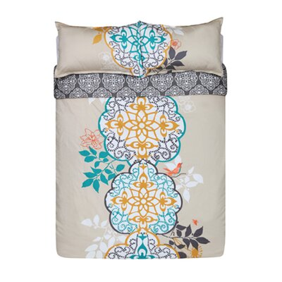 Blissliving Home Shangri La Duvet Set Reversible