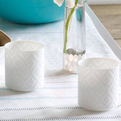 Blissliving Home Motu Ceramic Votive Holder (Set of 2)