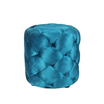 Blissliving Home Le Pouf Cotton Ottoman