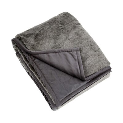 Perla Acrylic / Cotton Throw