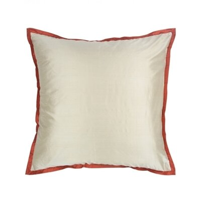 Blissliving Home Abu Dhabi Lucca Silk Euro Pillow