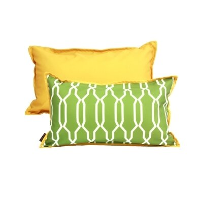 Blissliving Home Atrium Acrylic Pillow