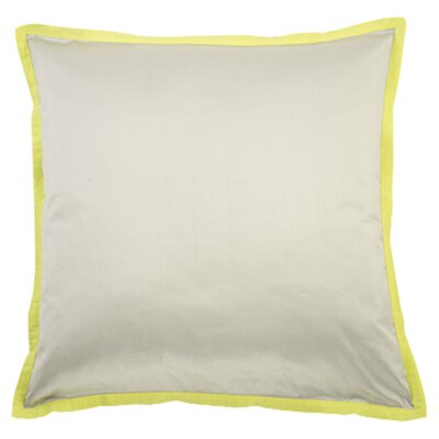 <strong>Blissliving Home</strong> Caltha Euro Sham in Citron