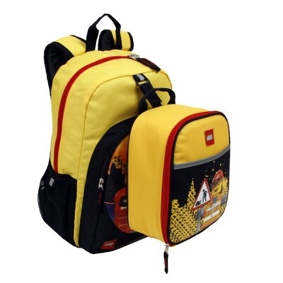 LEGO Luggage Construction City Nights Classic Backpack