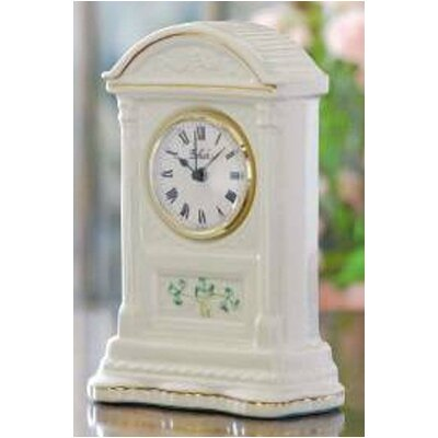 Shamrock Small Clock