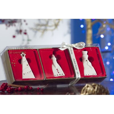 Belleek Holiday Festive Selection Set