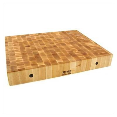 BoosBlock Rectangular Maple Butcher Block Cutting Board