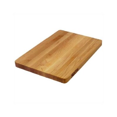John Boos BoosBlock Chop N' Slice Maple Cutting Board