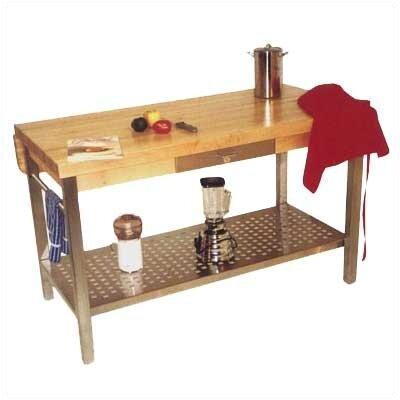 Meraviglioso John Boos Cucina #8: Cucina+Grande+Prep+Table.jpg