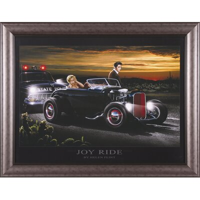 Art Effects Joy Ride Framed Artwork