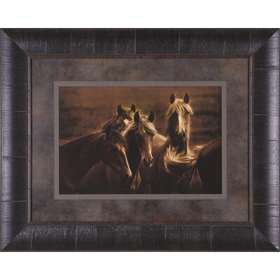 Art Effects Bad Girls Framed Artwork