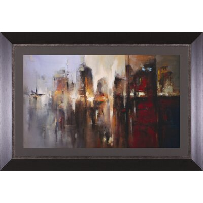 Art Effects Citadel Framed Artwork