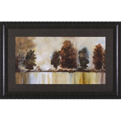 Art Effects Morning Mist Framed Artwork